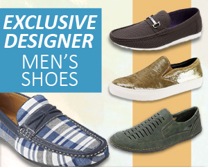 Exclusive Designer Mens Shoes 2018