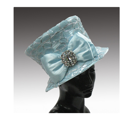 1941 Nathalie ( Patchwork Sequin Bucket )