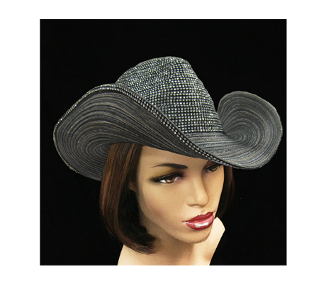 SC1517 Astra Cowboy ( Cowboy With Rhinestone Crown )