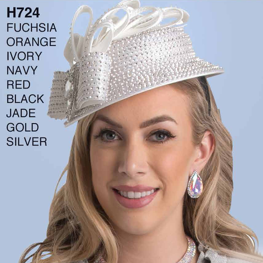 Lily And Taylor Hat H724