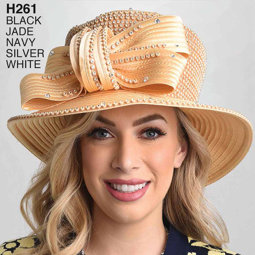 Lily And Taylor Hat H261