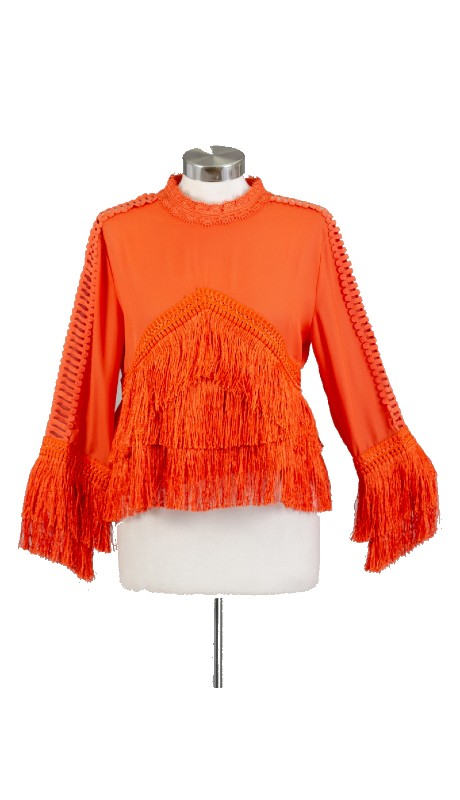 FT Inc CH18006 ( 1pc Top Fringe Tier L/s )