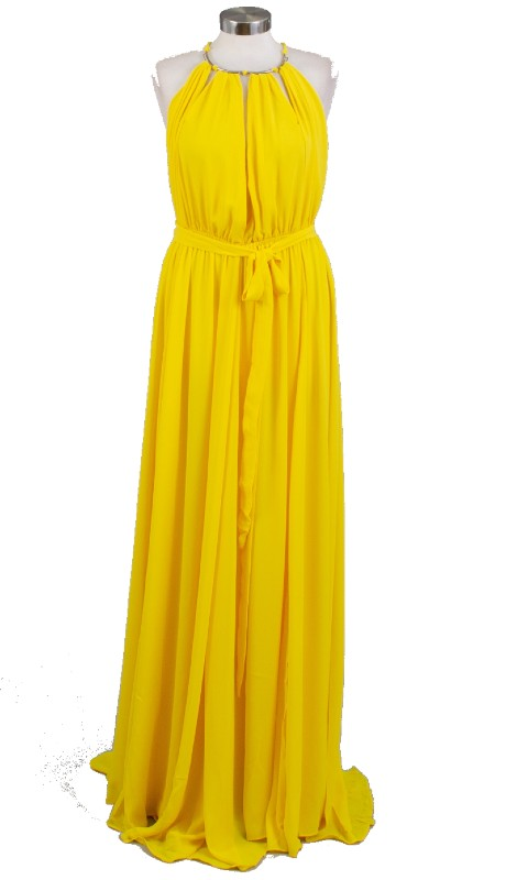 FT Inc CH9348 ( 1pc  Maxi Dress )