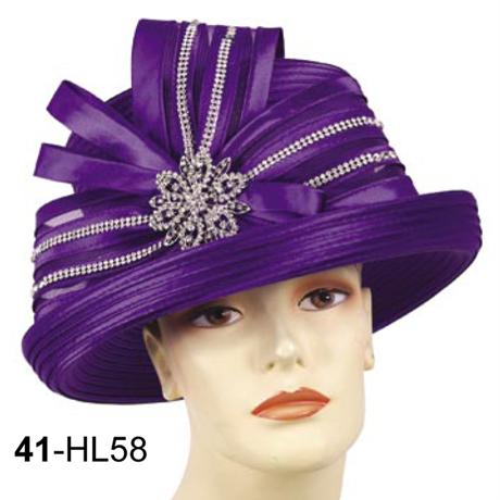 HL58-CO ( Church Hat )