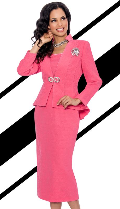 Giovanna 1031-HP ( 3pc PeachSkin Giovanna Womens Suit )