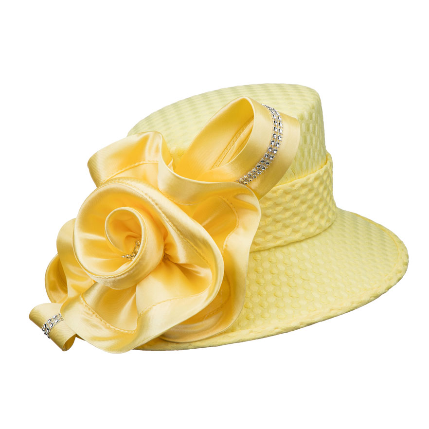 H0912-YE-CO ( Church Hat )