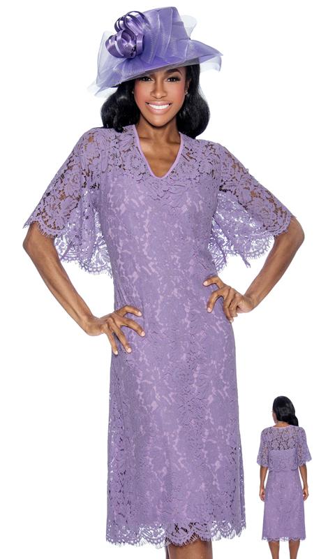Giovanna D1333-L-215 ( 1pc Ladies Church Dress )