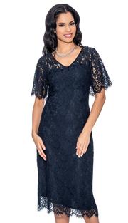 Giovanna D1333-N-215 ( 1pc Ladies Church Dress )