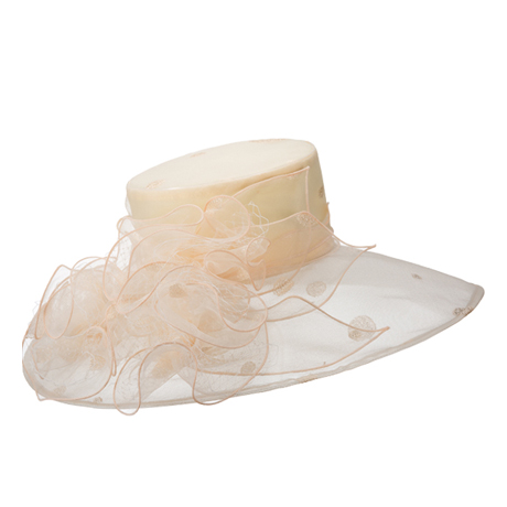 HM961-Y-CO ( Church Hat )