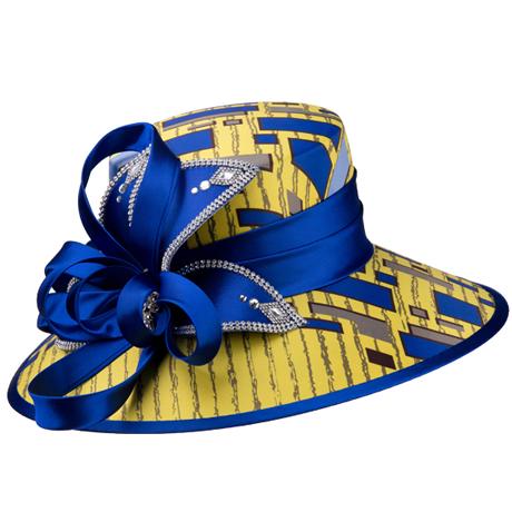 HD1339-GR-CO ( Church Hat )