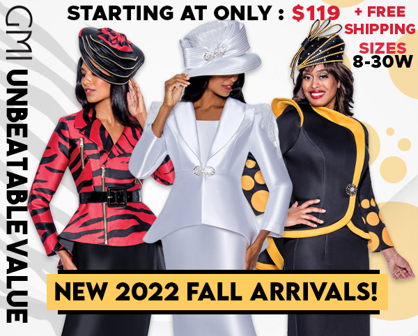 Affordable GMI Fall And Holiday Womens Church Suits 2020