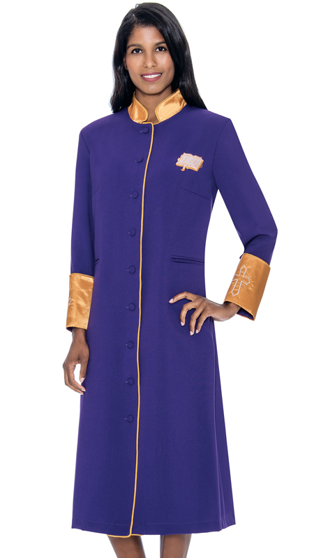 GMI RR9001-PU ( 1pc Womens Cassock Church Robe )