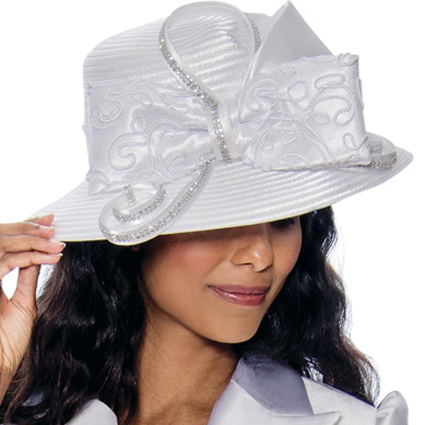 GMI Hat 8092-WH