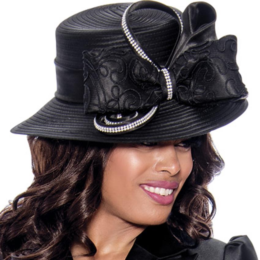 GMI Hat 8092-BLK