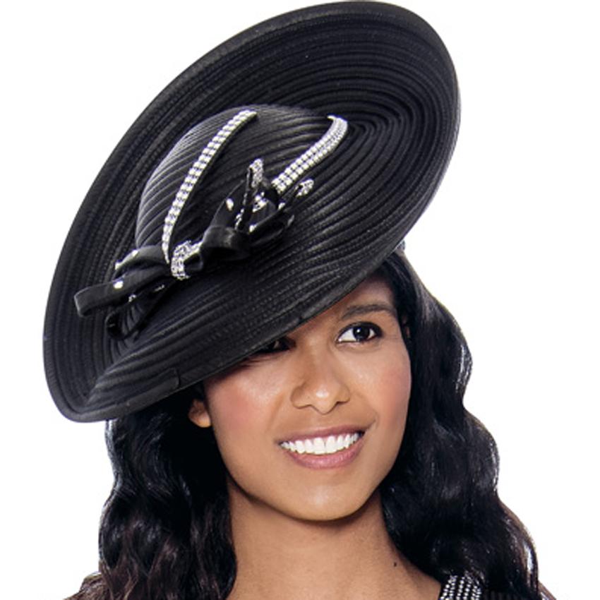 GMI Hat 8212-BLK