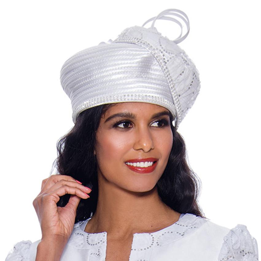 GMI Hat 8633-WHT