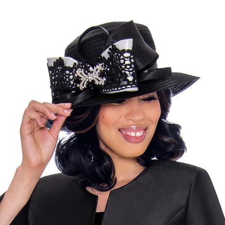 GMI Hat 7442-BW