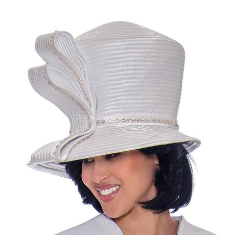 GMI Hat 7423-WH
