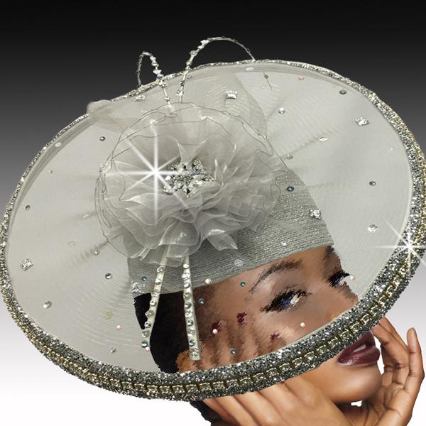 2532 VORTEX-SIL ( Illusion Jewel Ring Hat )