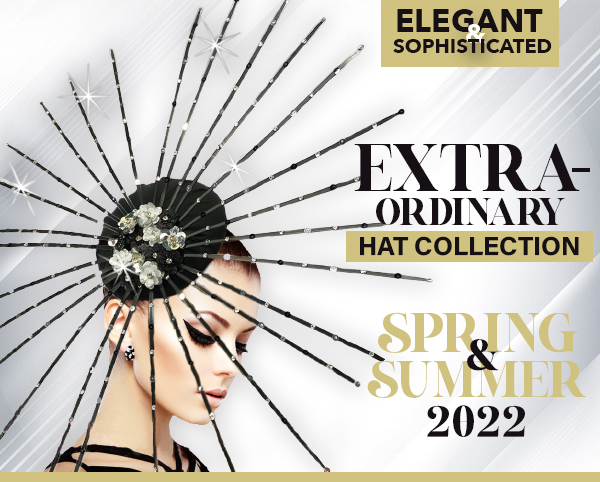Extraordinary Hat Collection Spring And Summer 2019