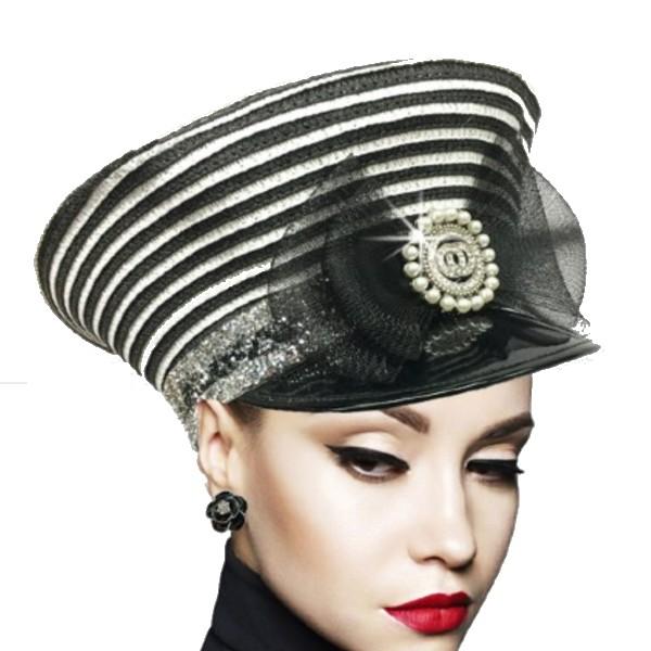 2656 MISHA YACHT CAP-BW