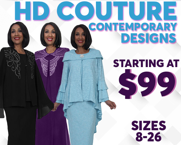 HD Couture Contemporary Designs Fall And Holiday 2020