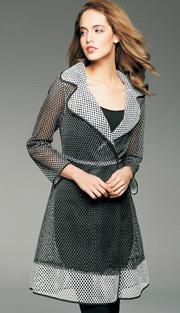 Jerry T 7128-BLK  ( 1pc  Ladies Fashion Jacket )