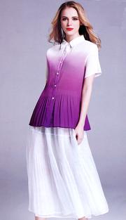 Jerry T 7153-GW ( 2pc Ladies Dress )