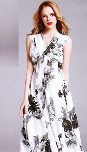 Jerry T 7159-WB ( 1pc Ladies Dress )