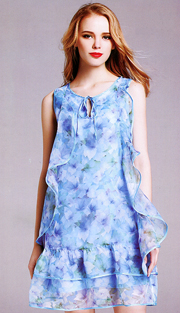Jerry T 7160-BF ( 1pc Ladies Dress )