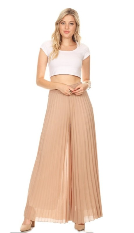Karen T Designs 7010P ( 1pc Pleated Pant )