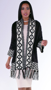 Tally Taylor 5152 ( 1pc Knit Cardigan For Women )