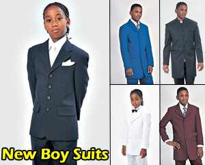 Boys Church Suits 2019