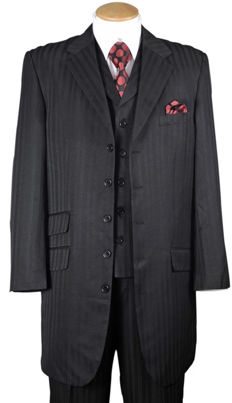 Boys Suit For Church BL29198-BLK