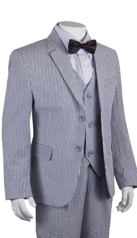 Boys Suit B-180-BLK