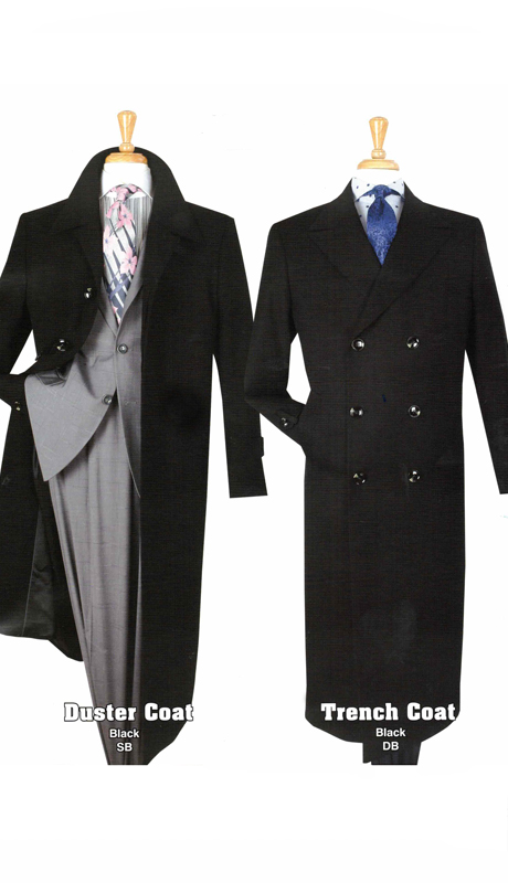 Iconic Coats ( 1pc Authentic Wool Coats )