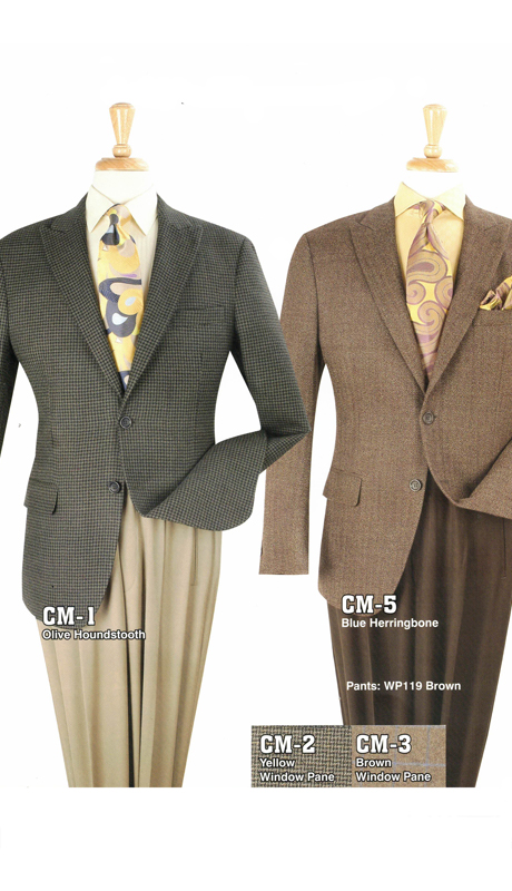 Iconic CM-1 ( 1pc Mens Sports Coat )