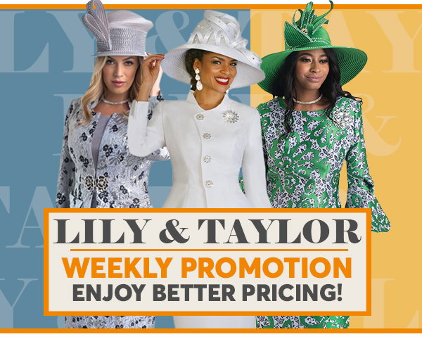 Lily And Taylor Blowout Sales Event