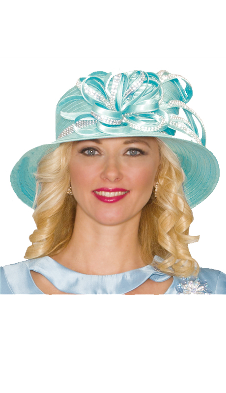 Lily And Taylor Hat 411-AG