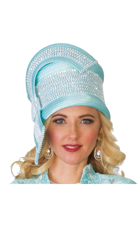 Lily And Taylor Hat 555-MINT
