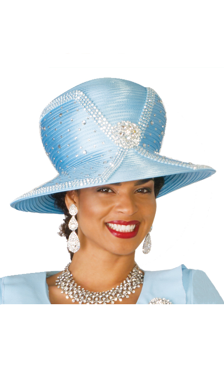 Lily And Taylor Hat 4129-IB