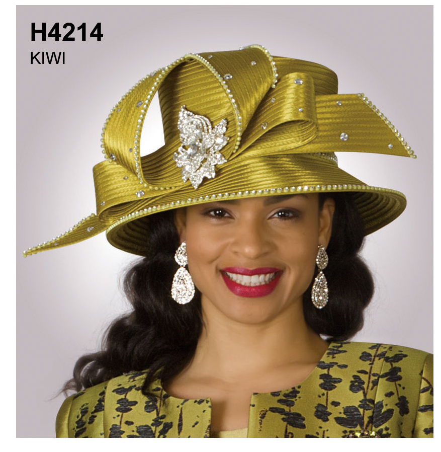 Lily And Taylor Hat H4214-KI