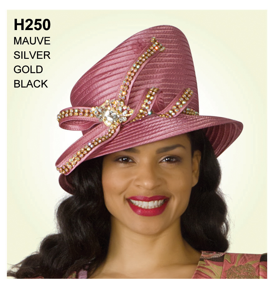 Lily And Taylor Hat H250-MA