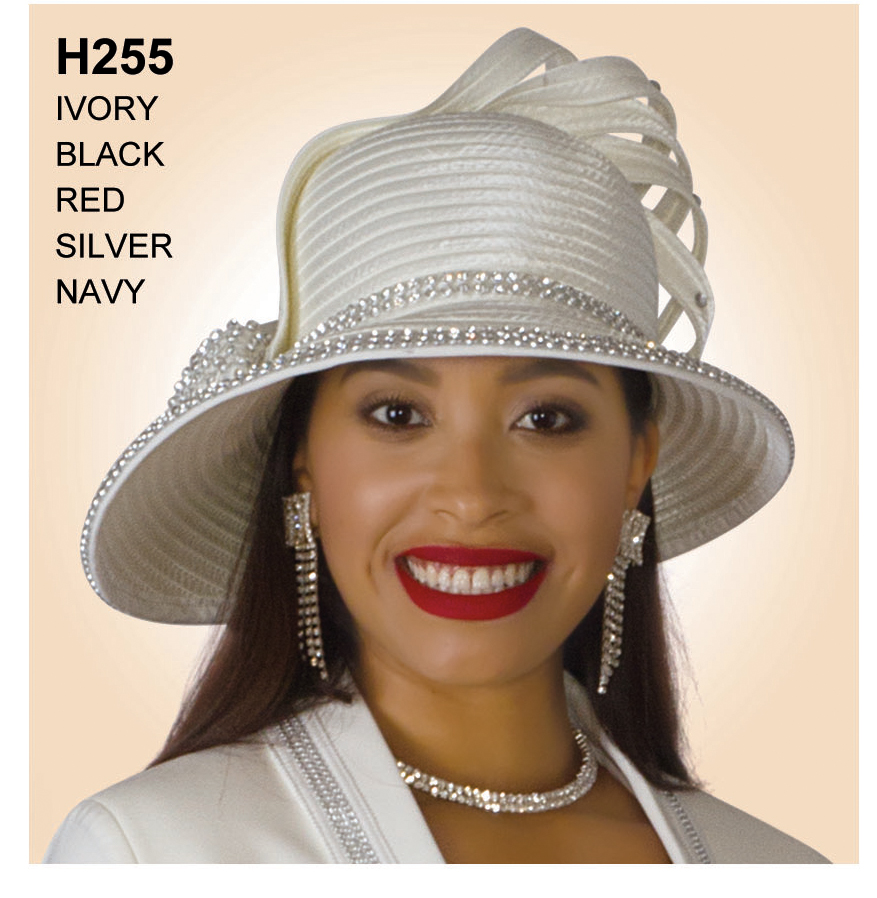 Lily And Taylor Hat H255-IV