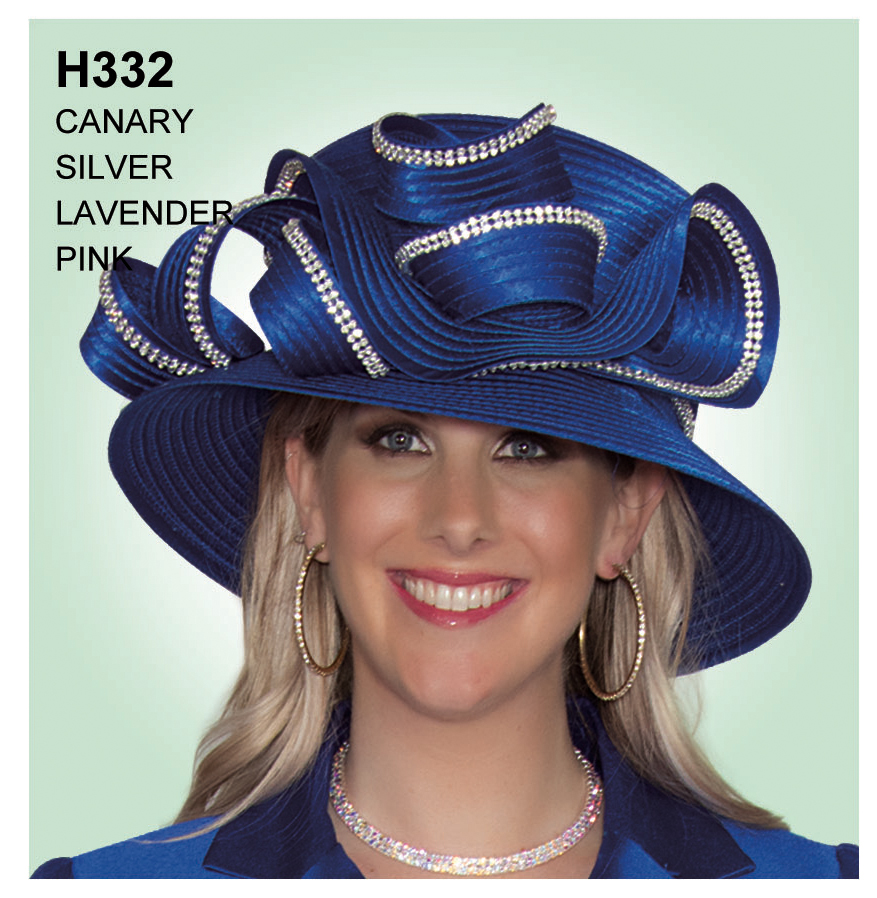 Lily And Taylor Hat H332-LA