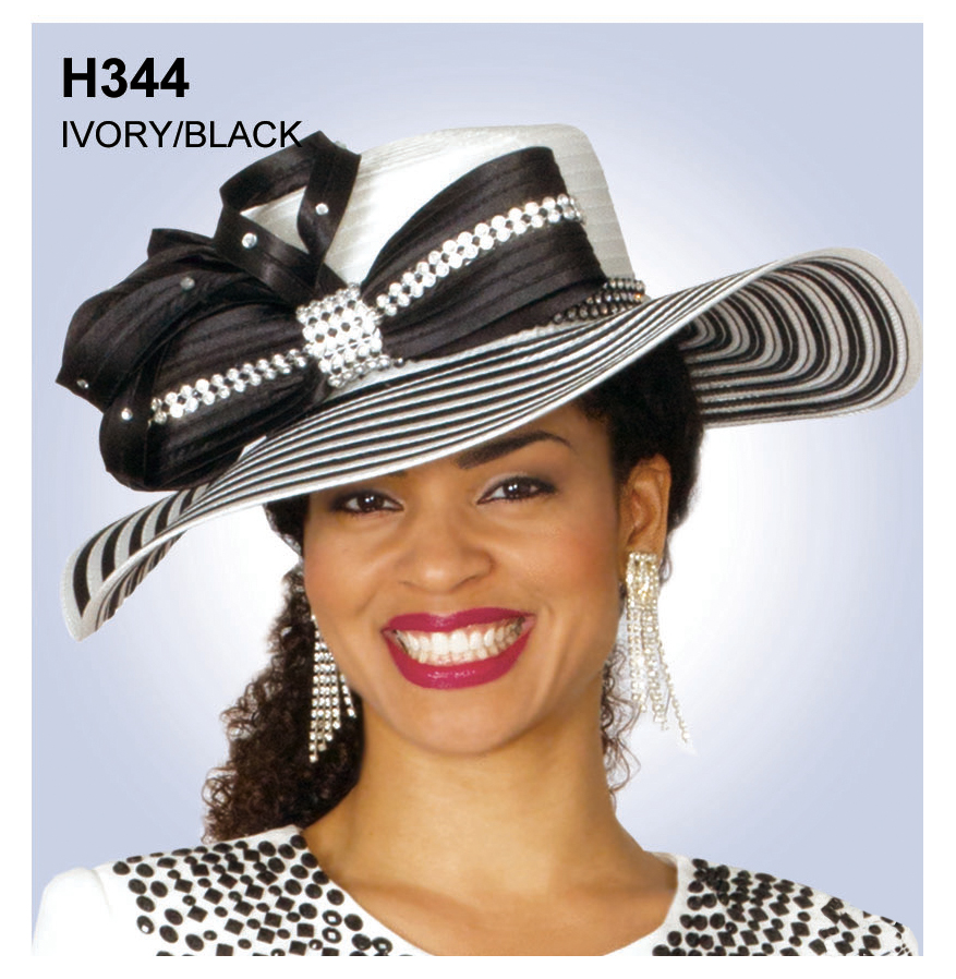 Lily And Taylor Hat H344-IB