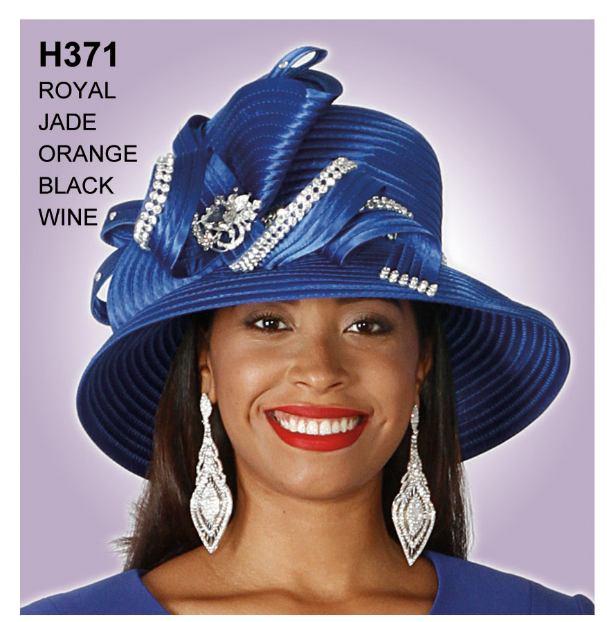 Lily And Taylor Hat H371-RO