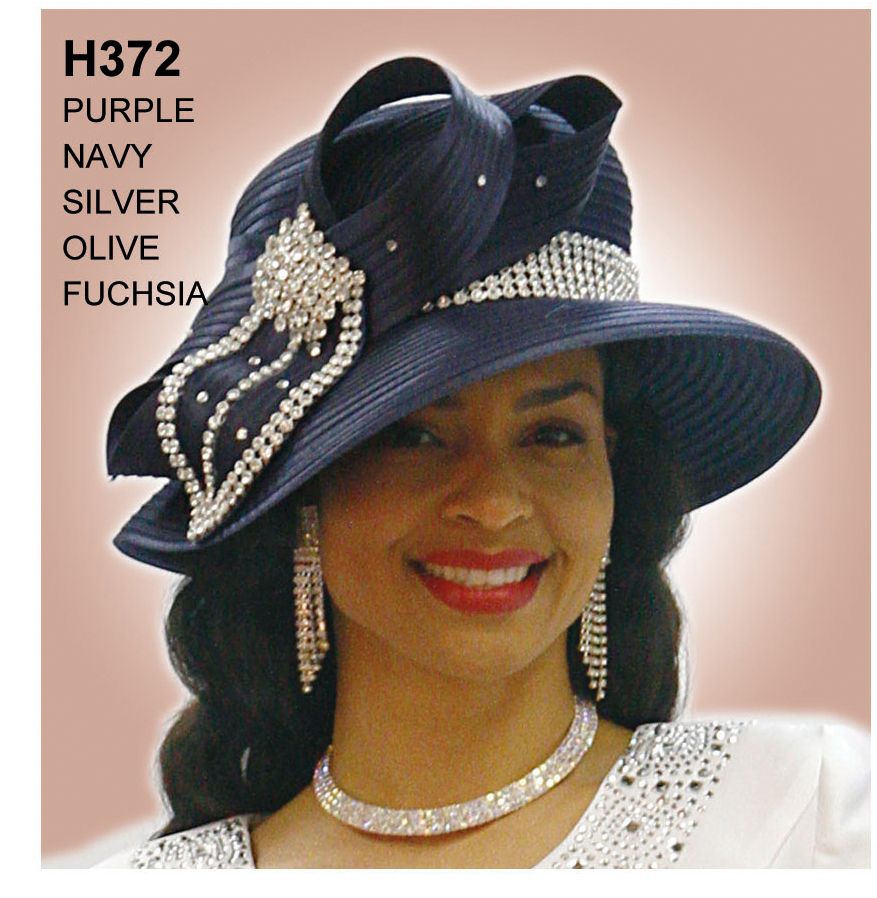 Lily And Taylor Hat H372-NA