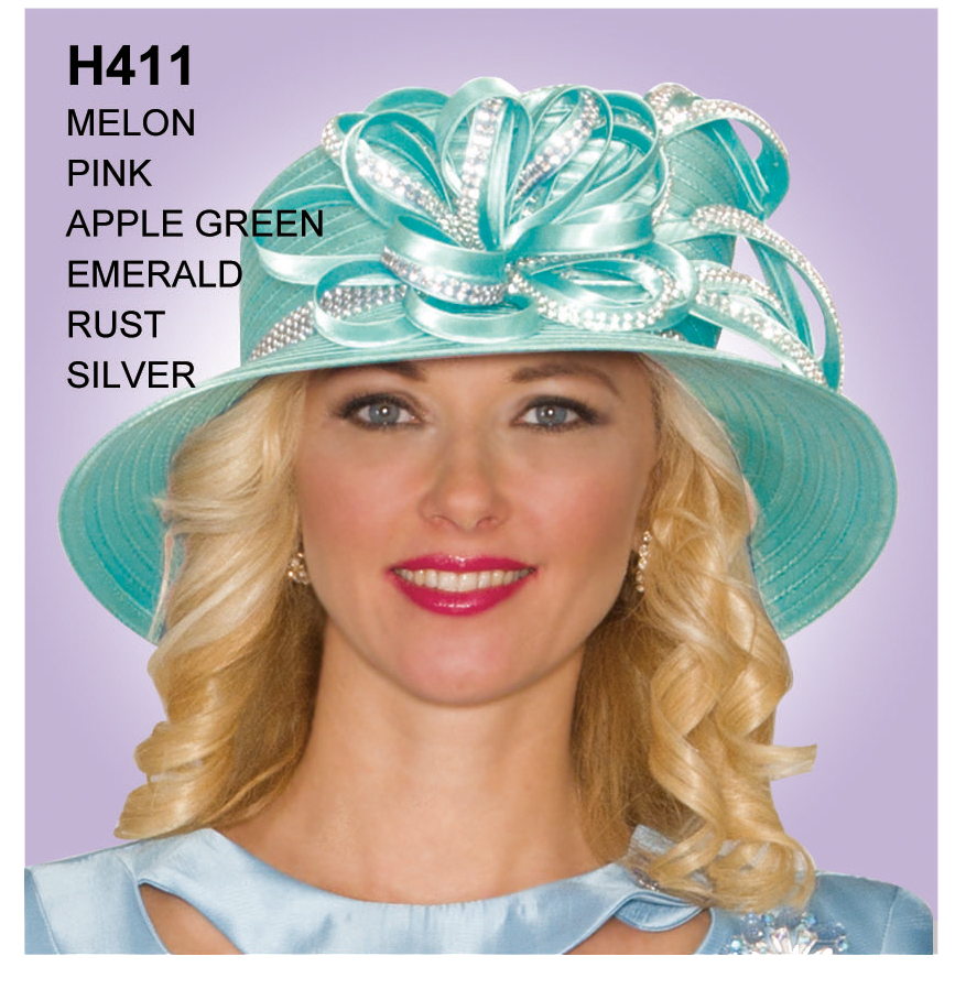 Lily And Taylor Hat H411-ME