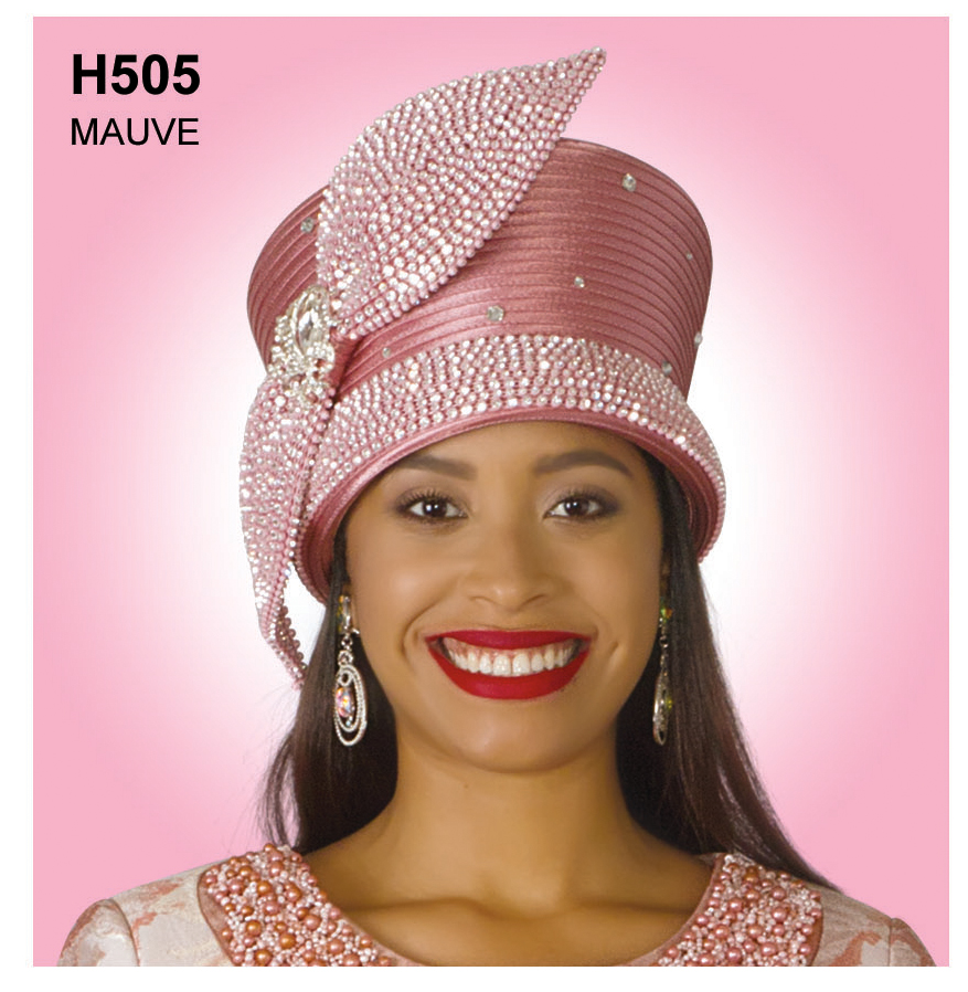 Lily And Taylor Hat H505-MA